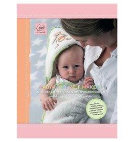 Boek naaien: Babyuitzet zelf maken!