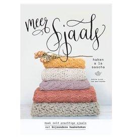 Boek haken: Meer sjaals a la Sascha