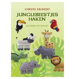 Boek haken: Junglebeestjes haken