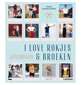 Boek naaien: I love rokjes en broeken