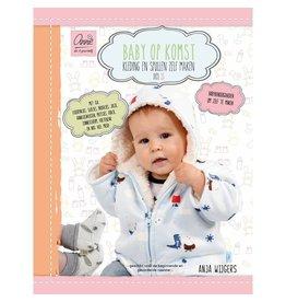 Annie Boek naaien: Baby op komst