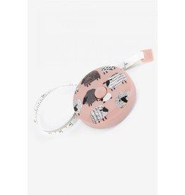 DMC DMC Lintmeter roze schaapjes