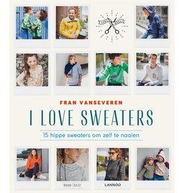 Lannoo Boek naaien: I love sweaters