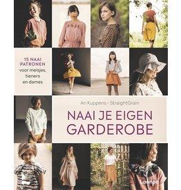 Lannoo Boek naaien: Naai je eigen garderobe