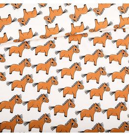 Eva Mouton Eva Mouton French terry pony ecru