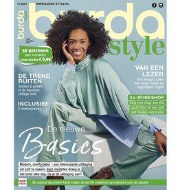 Burda Burda Style 11/2021