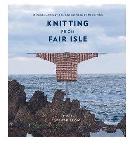 Boek breien: Fair isle breien