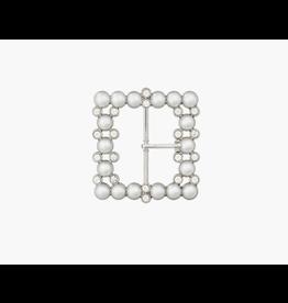 Prym Union Knopf riemsluiting zilver