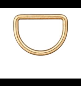 Prym D-ringen goud 25 mm 4 st.