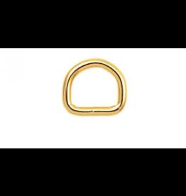 Prym D-ringen goud 20 mm 4 st.
