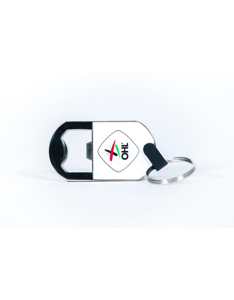 Sleutelhanger + flesopener