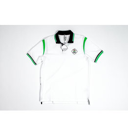 Polo Wit-groen