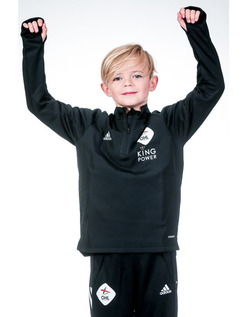 adidas Trainingstrui zwart 2020-2021 kids