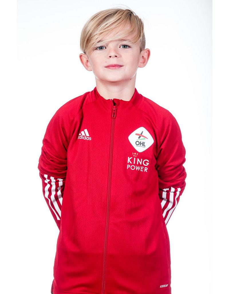 adidas Trainingsvest rood 2020-2021 kids