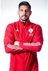 adidas Trainingstrui rood 2020-2021 kids
