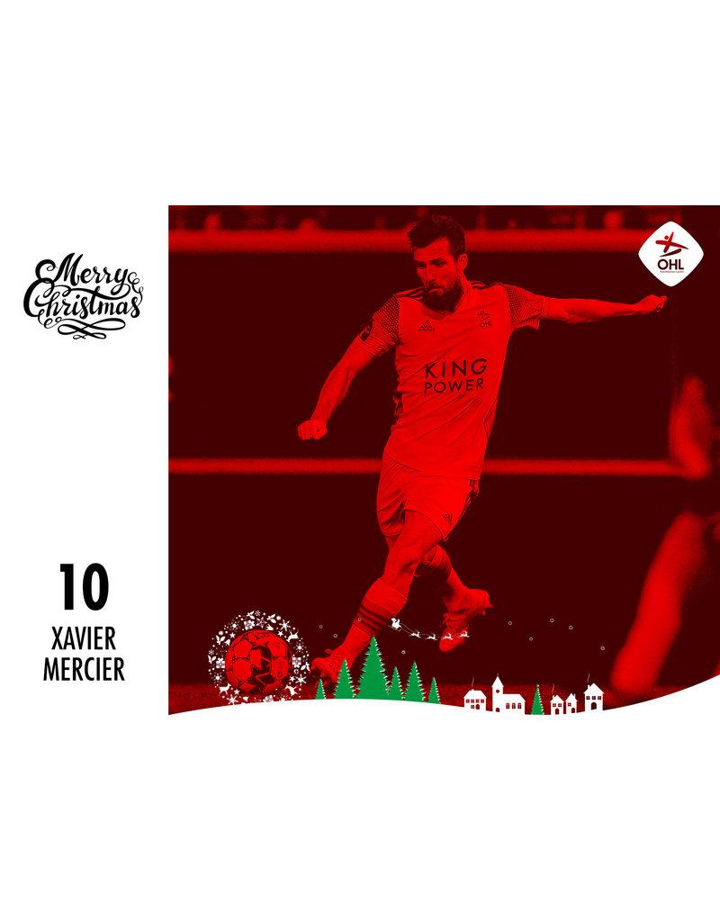 Pakketje kerstkaarten (10 kaartjes)