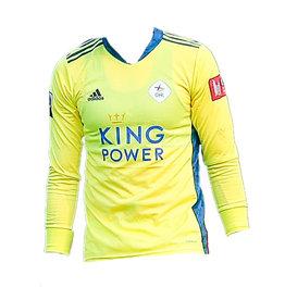 Keepersshirt geel kids 2020-2021