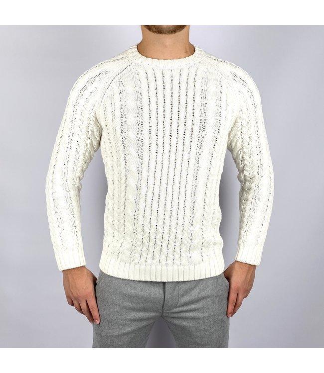 Gabba Christo cable knit