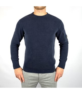 C.P. Company Crew Neck Total Eclipse 097A