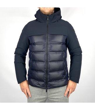 RRD Winter Hybrid MDM Jacket Black/Blue