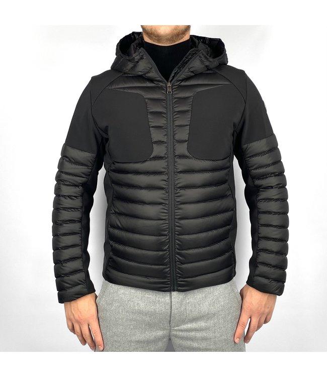 Colmar Mens Down Jacket Black 1286 2QL