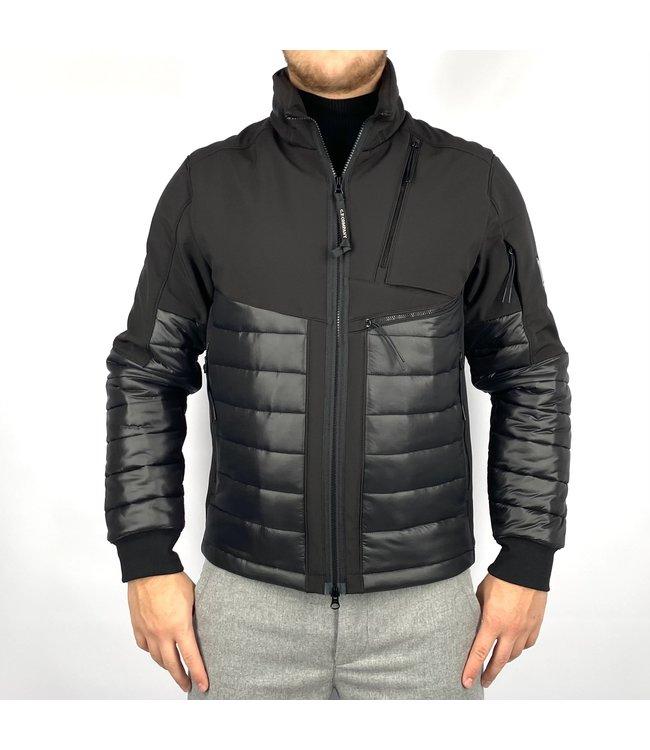 C.P. Company Short Jacket Black 049A