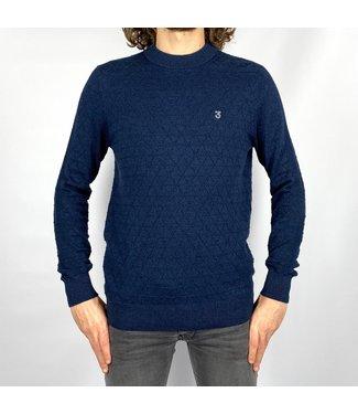 Koll3kt 3D Triangle Sweater