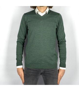 I'm Fine Knitwear Verona Knit Forest Green