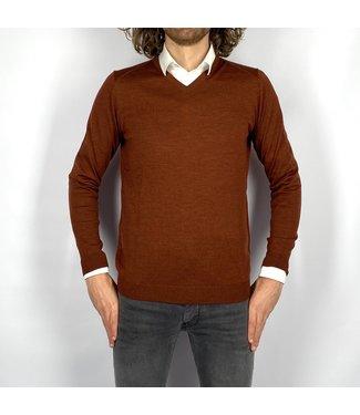 I'm Fine Knitwear Verona Knit Rust