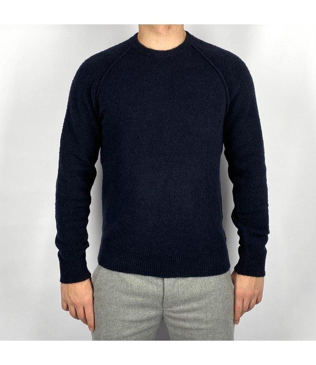 Gabba Artic Boucle Knit Blue