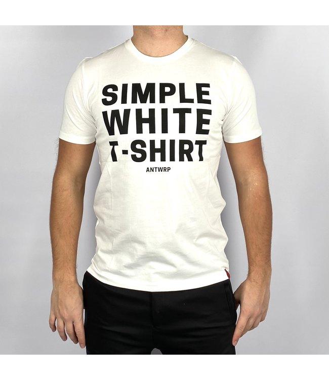 Antwrp Antwrp T-Shirt BTS023