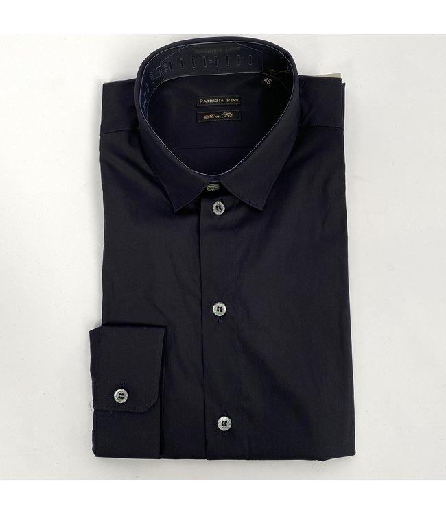 Patrizia Pepe Camicia Shirt Royal Navy