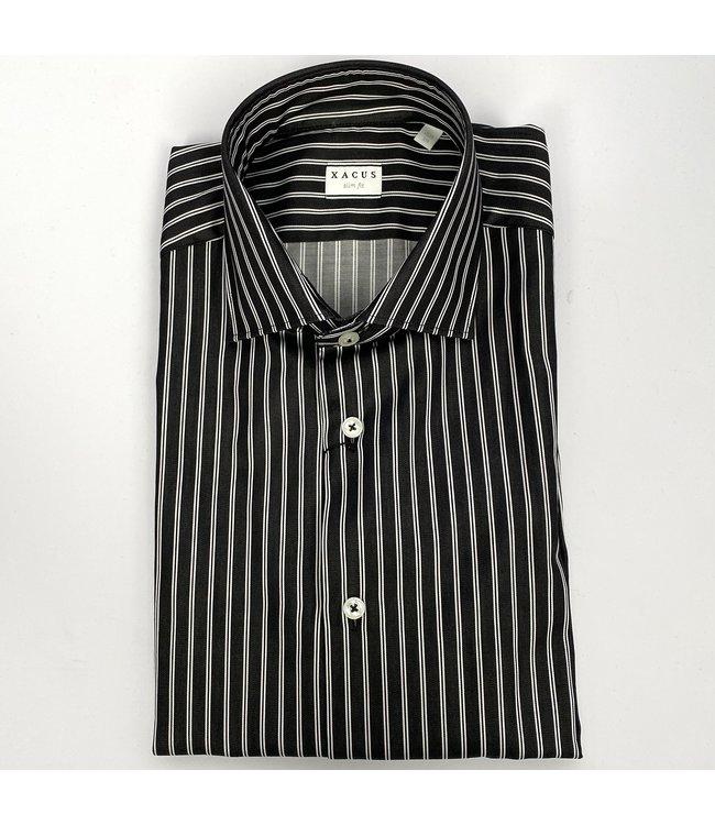 Xacus Slim Fit Stripe Shirt