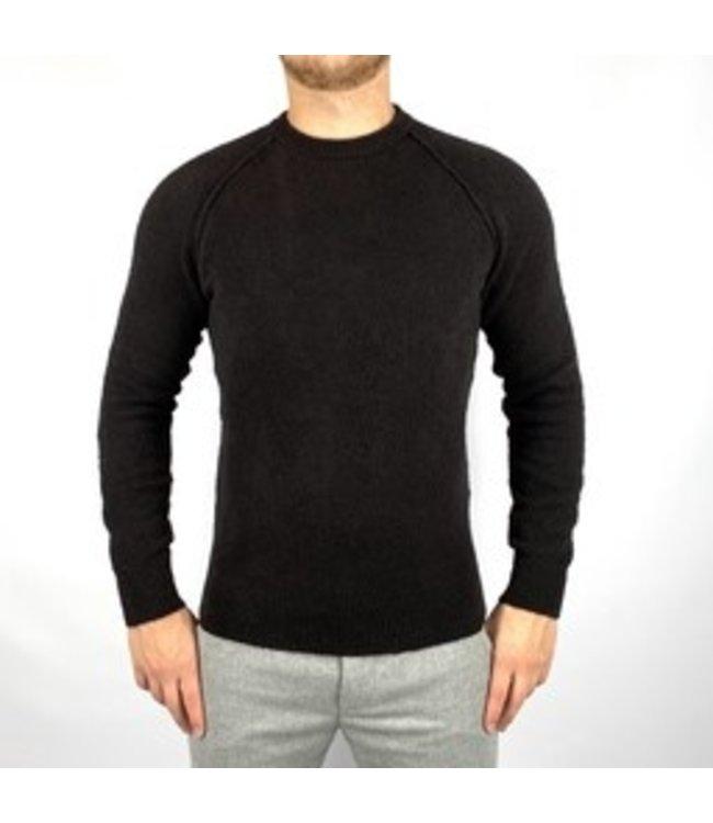 Gabba Artic Boucle Knit Black