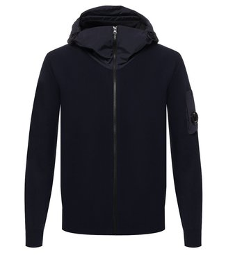 C.P. Company Hoodie Total Eclipse