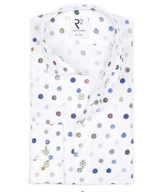 R2 Widespread Coloured Dot