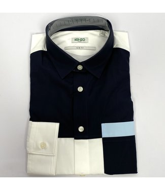 Kenzo Patched Shirt