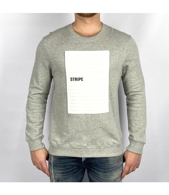 SCRBL SCRBL Stripe Sweater