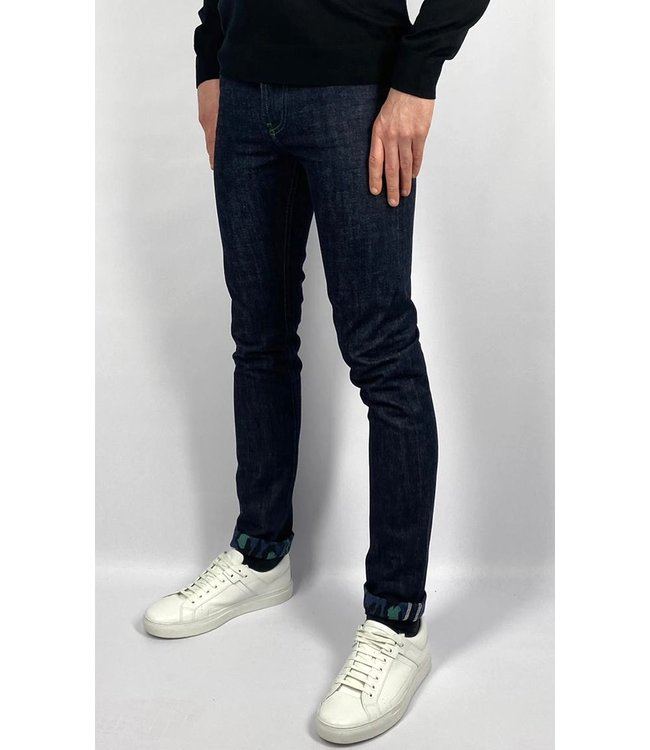 Kenzo Roll Up Tapered