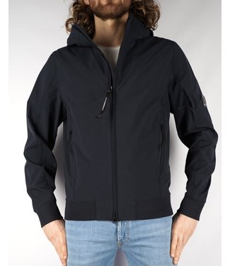 C.P. Company CP Short Jacket 014A Total Eclipse