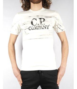 C.P. Company CP T-Shirt 209A Gauze White