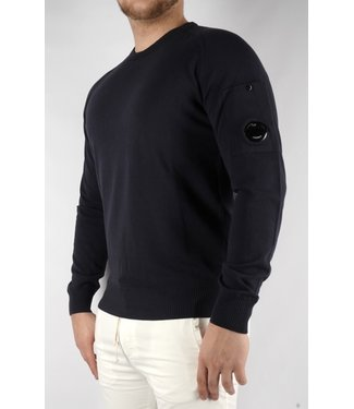 C.P. Company CP Crew Neck 278A Total Eclipse