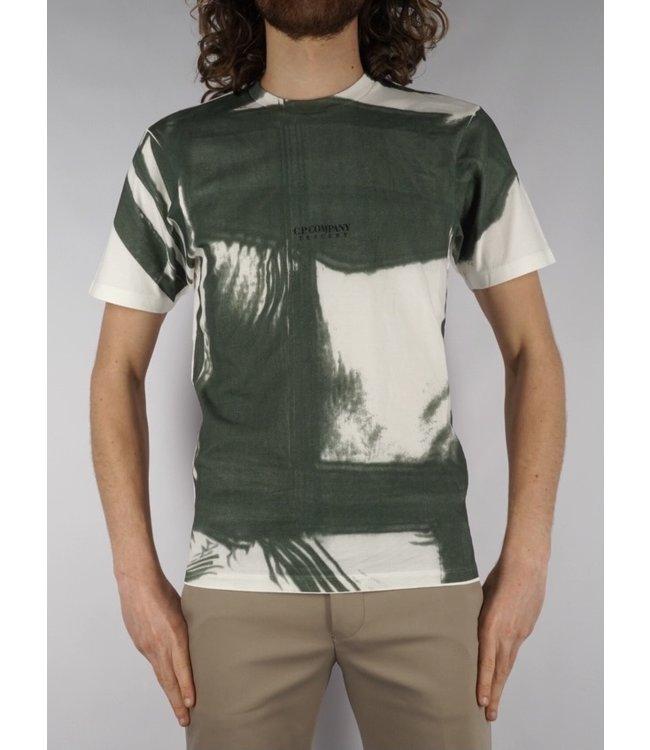 C.P. Company CP T-Shirt 201A Laurel Wreat