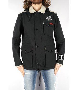 C.P. Company CP Med Jacket 002A Black