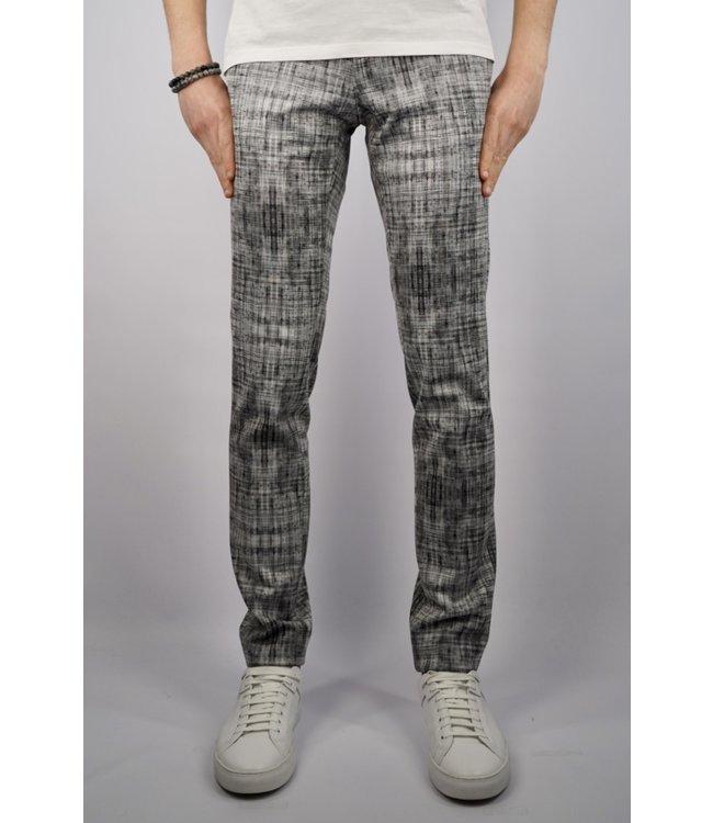 Patrizia Pepe PP 5P1225 Pantalone Textured BW