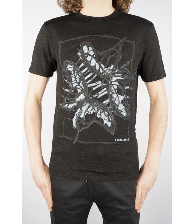 Daniele Fiesoli DF T-Shirt 7210 Nero Int