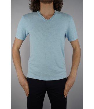 Daniele Fiesoli DF T-Shirt 7172 Azzurro