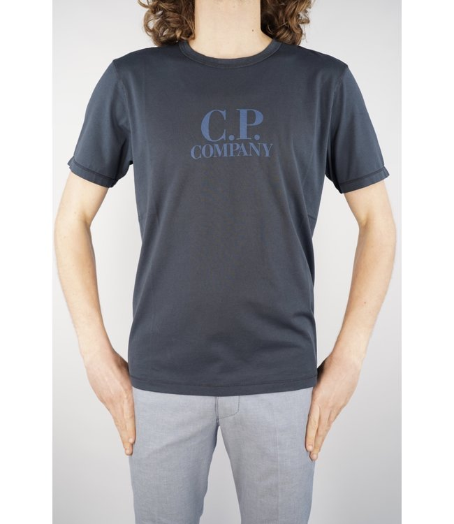 C.P. Company CP T-Shirt 125A Total Eclipse