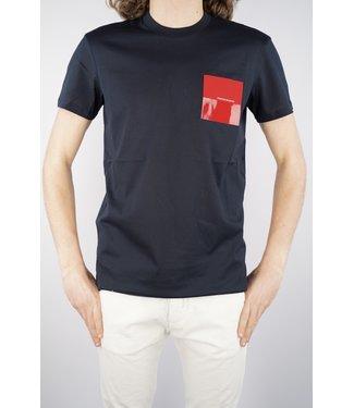 Premiummood Denim Superior PMDS Hania T-Shirt Blu