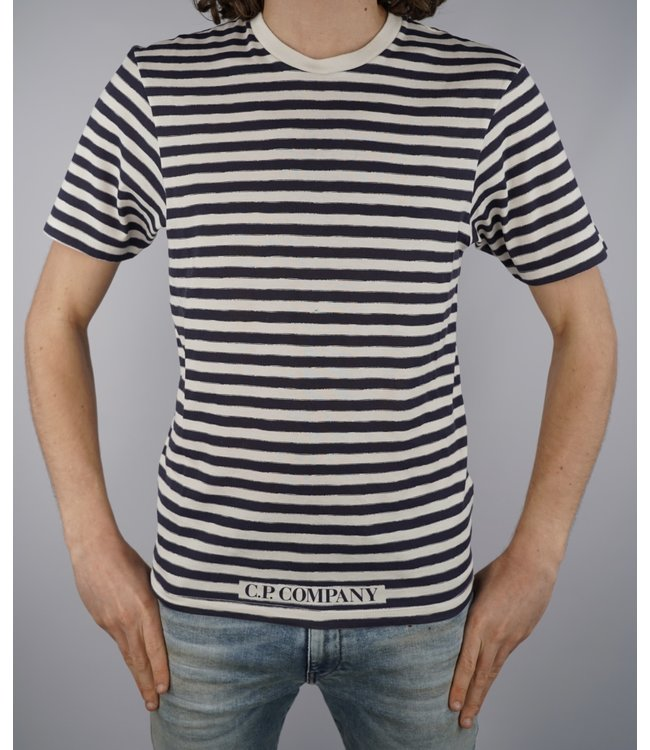 C.P. Company CP T-Shirt 252A Stripe